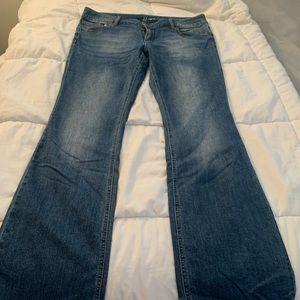 NY&Company bootleg jeans size 14